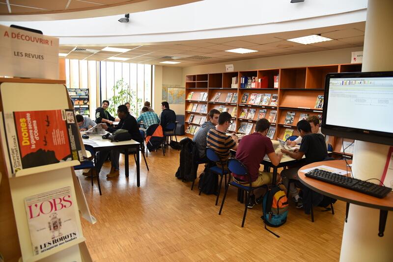 Bibliothèque Bourg-en-Bresse