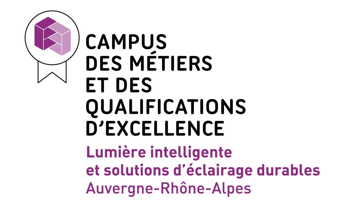 Logo campus lumières