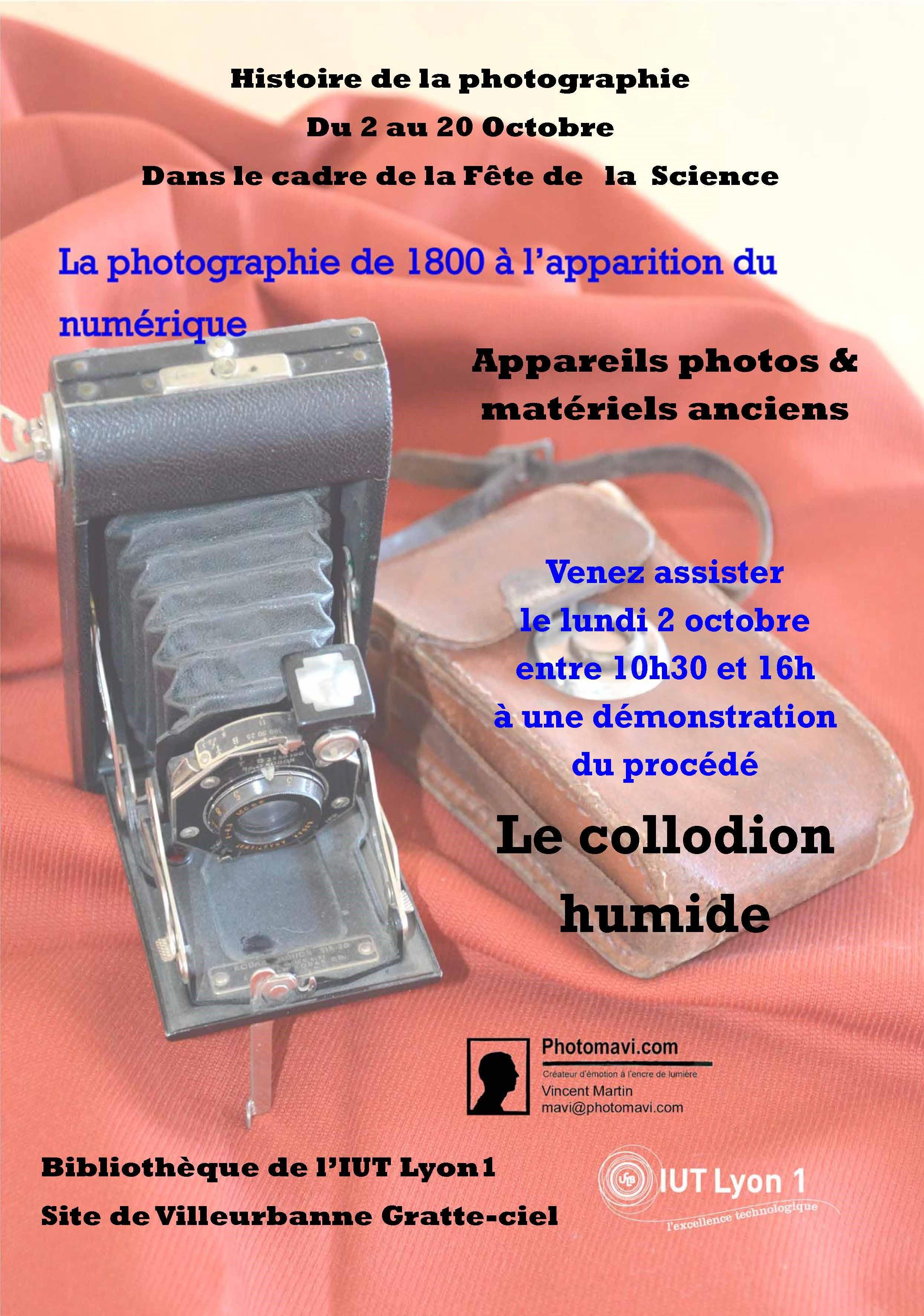 Affiche - La photographie