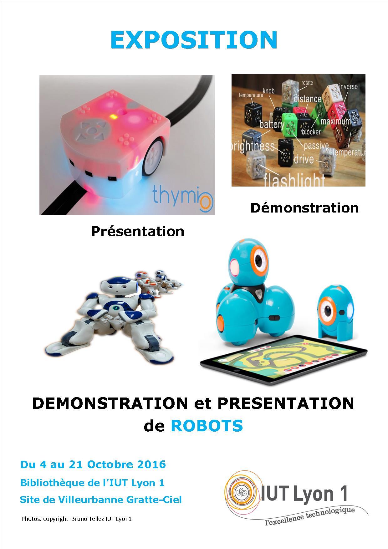Expo robots