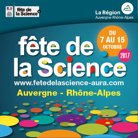 Affiche - Fête de la Science