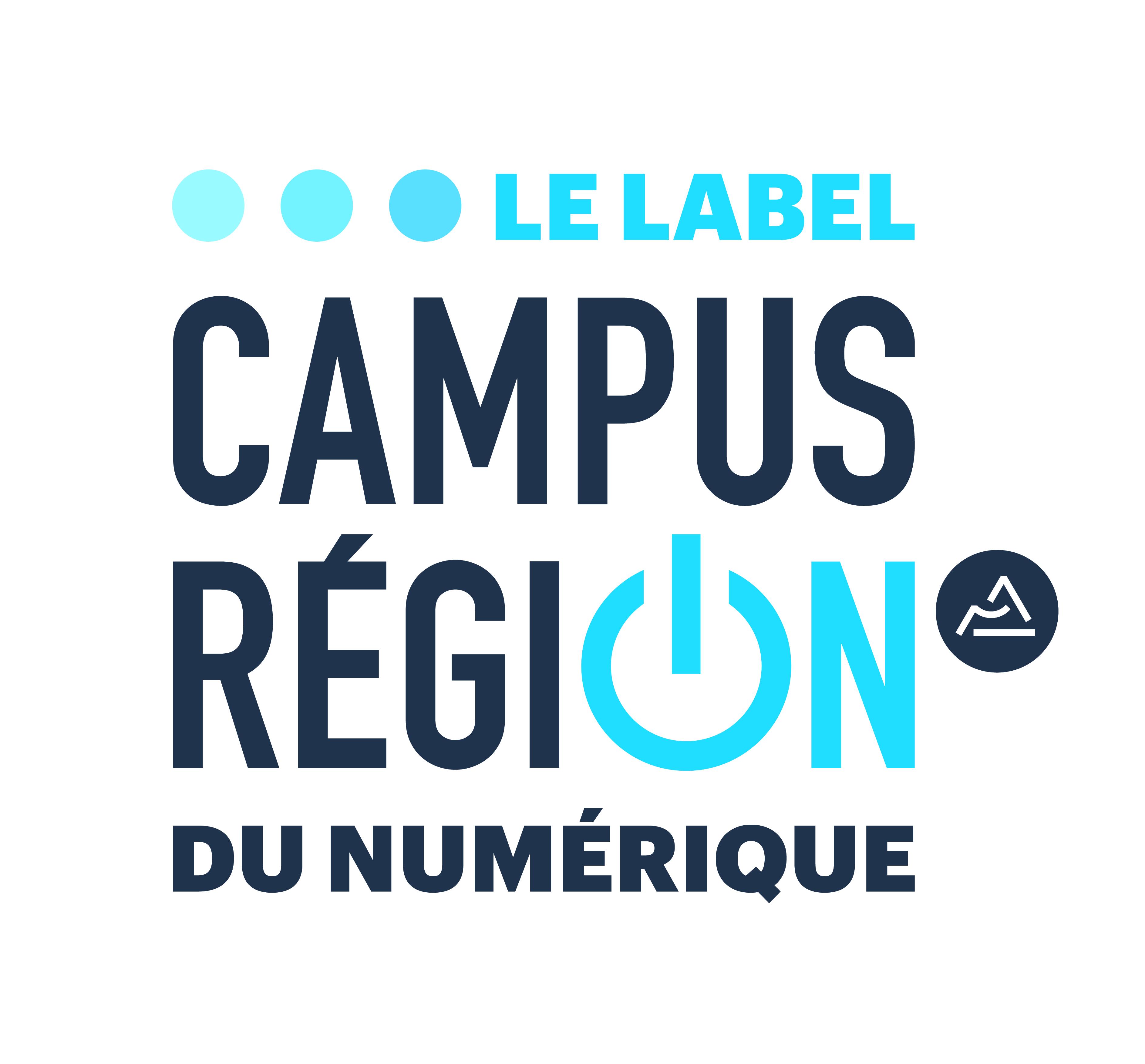Logo Campus Région du numérique