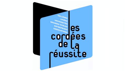 Logo - Les Cordées de la Réussite