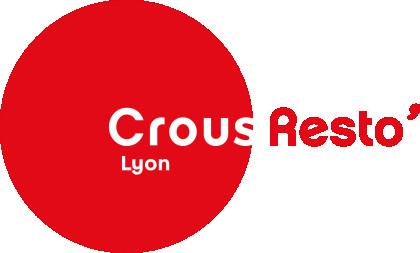 Logo CROUS Resto Lyon
