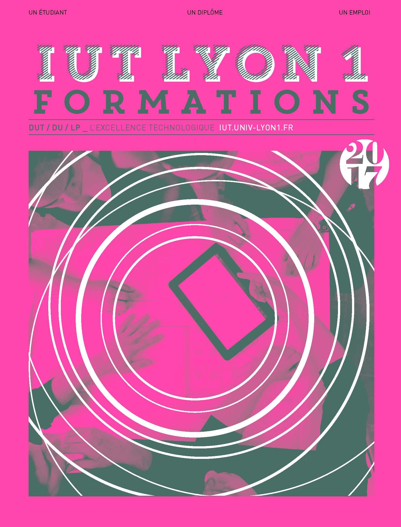 Couverture Catalogue Formations