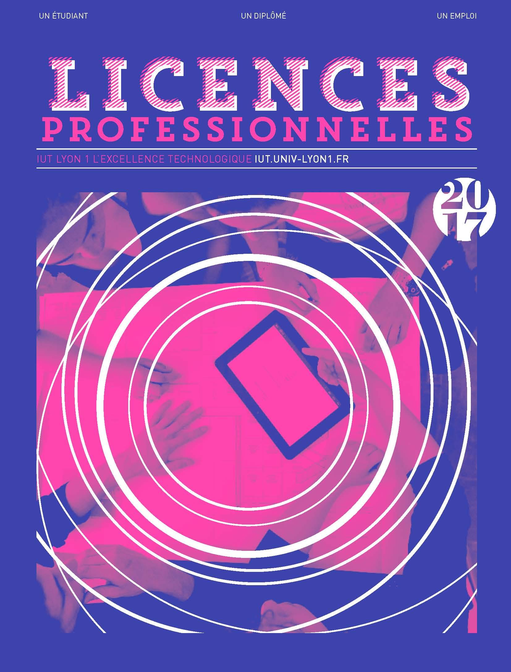 Couverture Catalogue LP