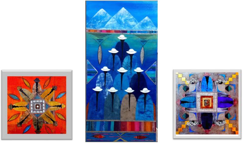Peintures - Annette MAURIN