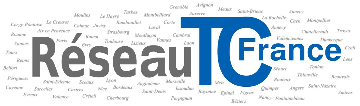 Logo - Reseau TC France